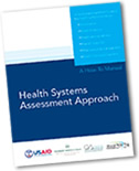 Health Systems Assessment Approach